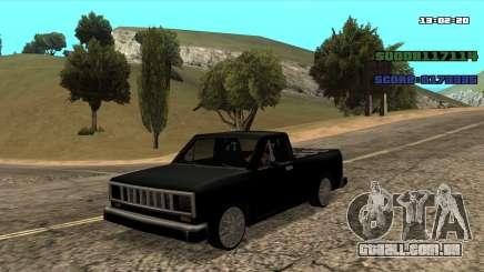 NEW Bobcat para GTA San Andreas