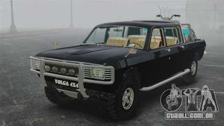 GAZ 2402-4 x 4 pick-up para GTA 4