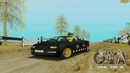 Táxi de mercenários 2 para GTA San Andreas