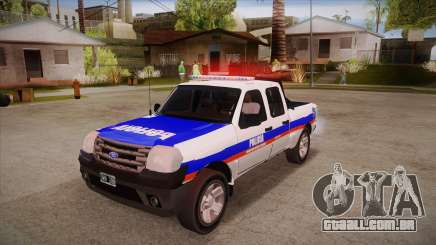 Ford Ranger 2011 Province of Buenos Aires Police para GTA San Andreas