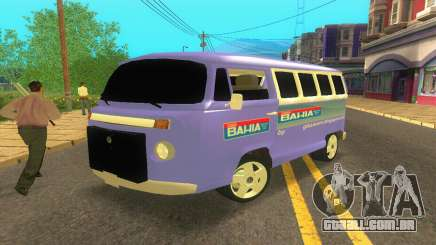 VW Kombi ESCOLAR para GTA San Andreas