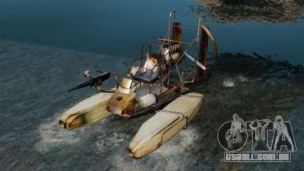 Barco do ar para GTA 4
