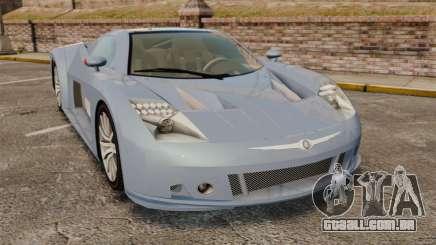 Chrysler ME Four-Twelve [EPM] para GTA 4