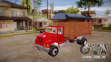International 4700 para GTA San Andreas