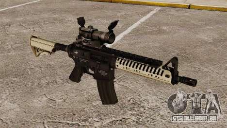 Automáticos carabina M4 VLTOR v4 para GTA 4