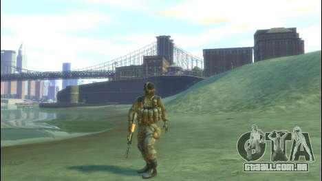 Um soldado russo v 2.0 para GTA 4 segundo screenshot
