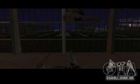 DeadPool Mod para GTA San Andreas sexta tela