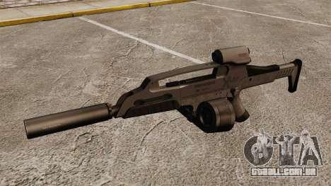 V2 de rifle de assalto HK XM8 para GTA 4 terceira tela