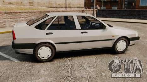Fiat Tempra SX.A para GTA 4 esquerda vista