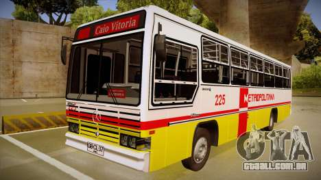 Caio Vitoria MB OF 1318 Metropolitana para GTA San Andreas