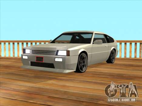 Blista Compact para GTA San Andreas