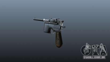 Mauser arma v1 para GTA 4 segundo screenshot