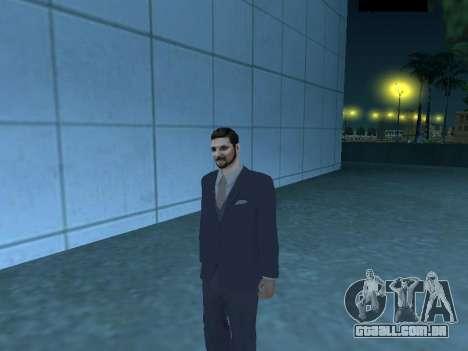MafiaBoss HD para GTA San Andreas segunda tela