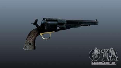 Remington revólver v1 para GTA 4 terceira tela