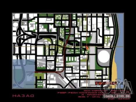Textura de Karl House para GTA San Andreas sétima tela