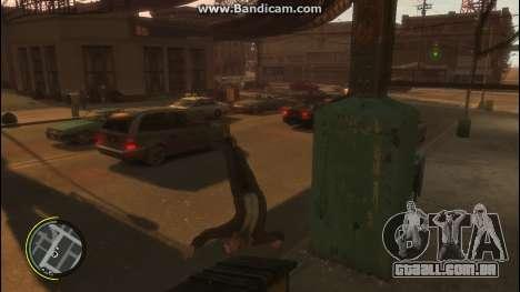 V Style para GTA 4 terceira tela
