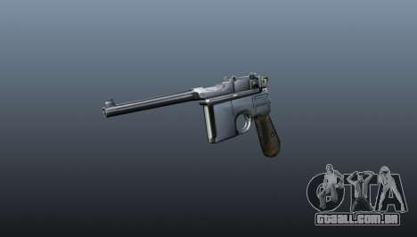 Mauser arma v1 para GTA 4
