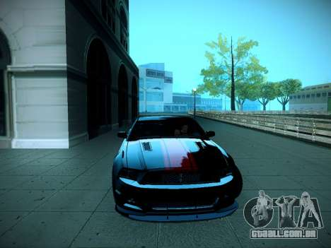 ENB by DjBeast for SA:MP Light Version para GTA San Andreas