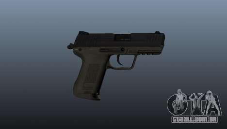 Arma HK45C v2 para GTA 4 terceira tela