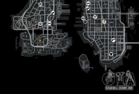 Uma base defensiva para GTA 4 sétima tela