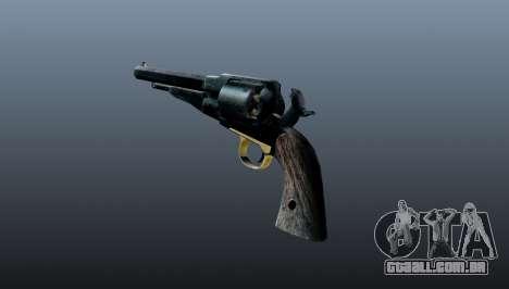 Remington revólver v1 para GTA 4 segundo screenshot