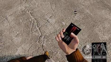 Temas de Goth Rock para o seu celular para GTA 4 décimo tela