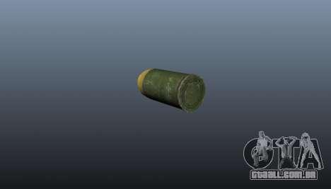Lançador de granadas MGL-MK1 para GTA 4 por diante tela
