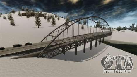 Localização Ártico (IV) [Final] para GTA 4 sexto tela