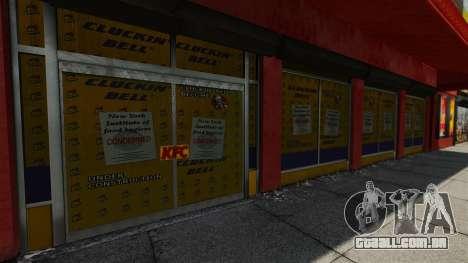 Lojas real v2 para GTA 4 décimo tela