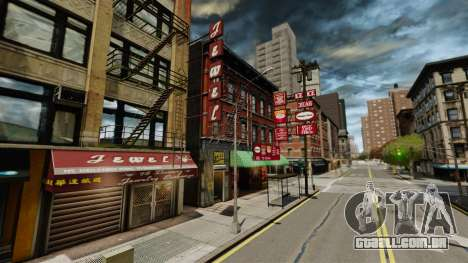 Lojas real v2 para GTA 4 quinto tela