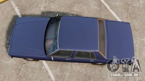 Chevrolet Caprice 1986 para GTA 4 vista direita