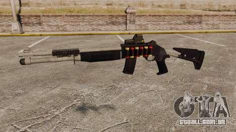 Espingarda M1014 v4 para GTA 4 terceira tela