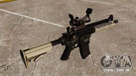 Automáticos carabina M4 VLTOR v4 para GTA 4 segundo screenshot