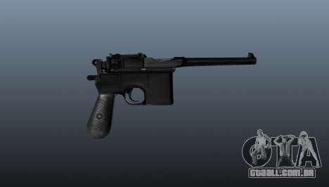 Mauser pistola v2 para GTA 4 terceira tela