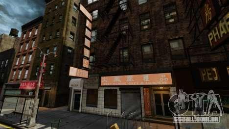 Lojas real v2 para GTA 4 terceira tela