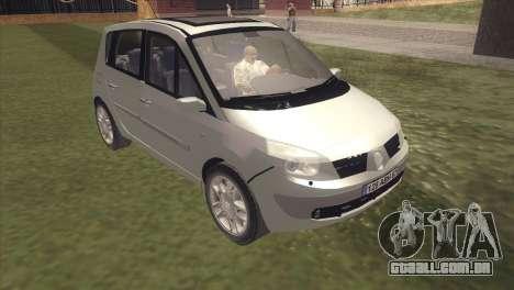 Renault Scenic 2 para GTA San Andreas
