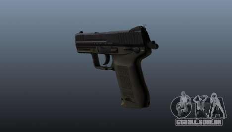 Arma HK45C v2 para GTA 4 segundo screenshot