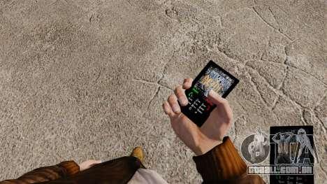 Tema ACDC para seu telefone para GTA 4