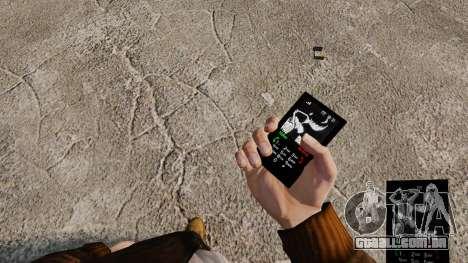 Temas de Goth Rock para o seu celular para GTA 4 oitavo tela