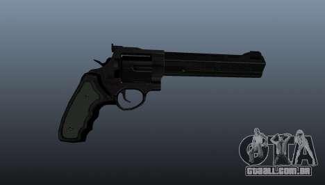 Taurus Raging Bull revólver para GTA 4 terceira tela