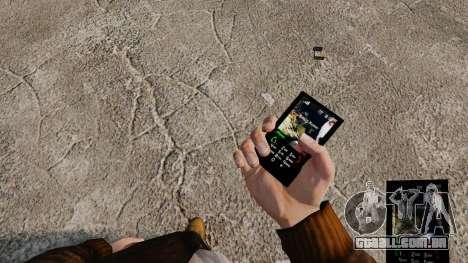 Temas de Goth Rock para o seu celular para GTA 4