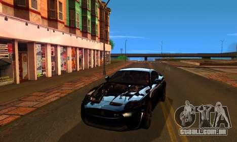 ENBSeries by AVATAR V2 para GTA San Andreas quinto tela