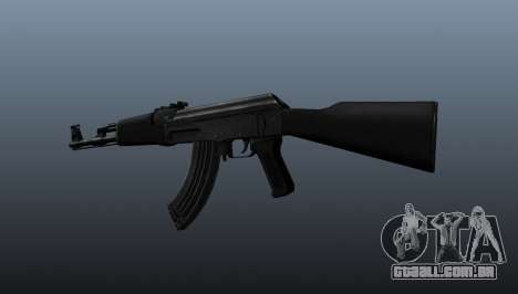 V1 AK-47 para GTA 4 segundo screenshot