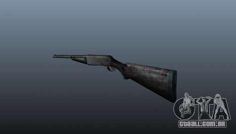 Espingarda semi-automática para GTA 4 segundo screenshot