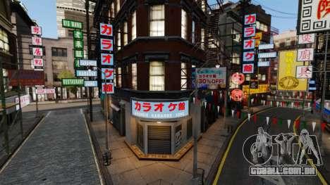 Lojas reais para GTA 4 segundo screenshot