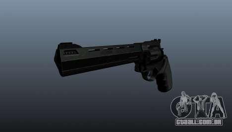 Taurus Raging Bull revólver para GTA 4