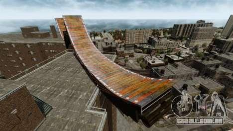 Rampa de GTA IV para GTA 4 terceira tela