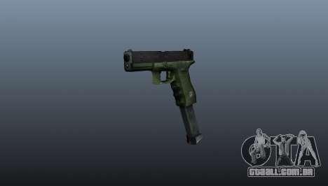 Glock 18 Akimbo MW2 v3 para GTA 4