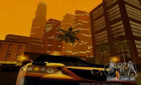 ENBSeries for Medium PC para GTA San Andreas sexta tela