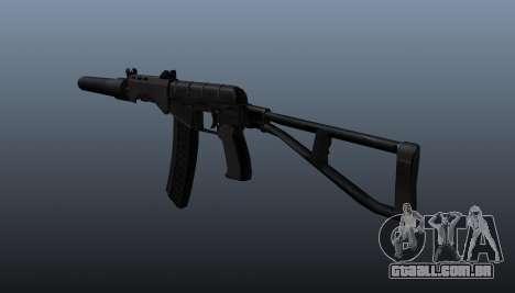 SR-3 Vikhr metralhadora v3 para GTA 4 segundo screenshot